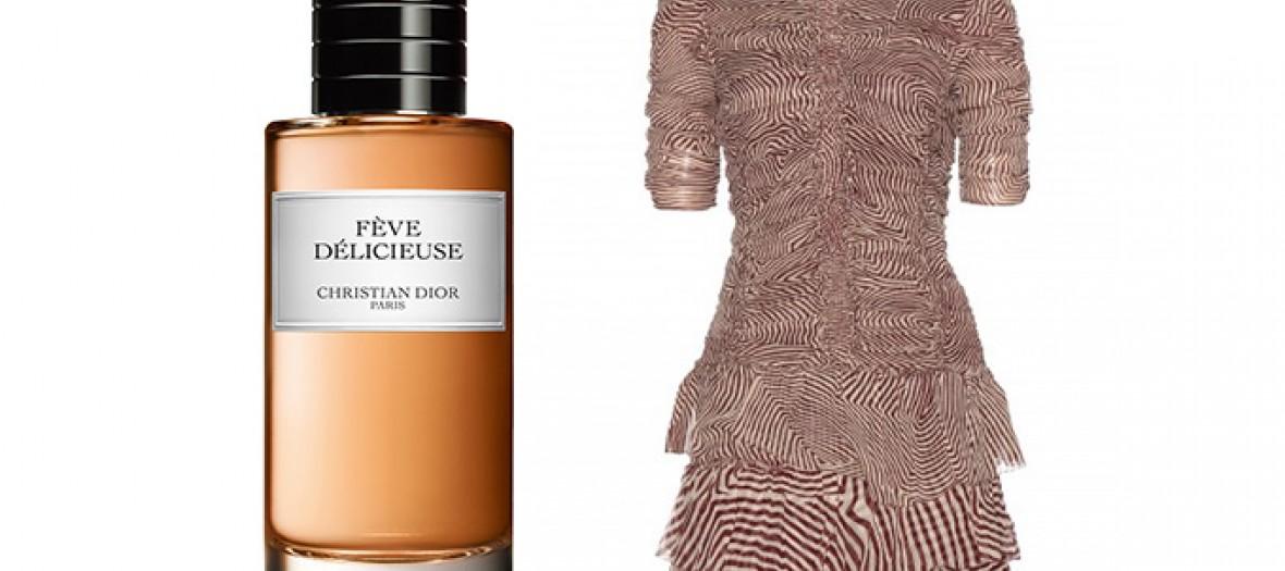 Une robe, un parfum