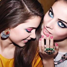 Une Palette Bling Pour Un Make Up Glam