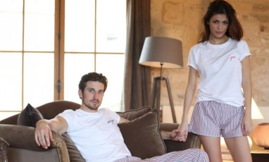 La pyjama-party des amoureux branchés