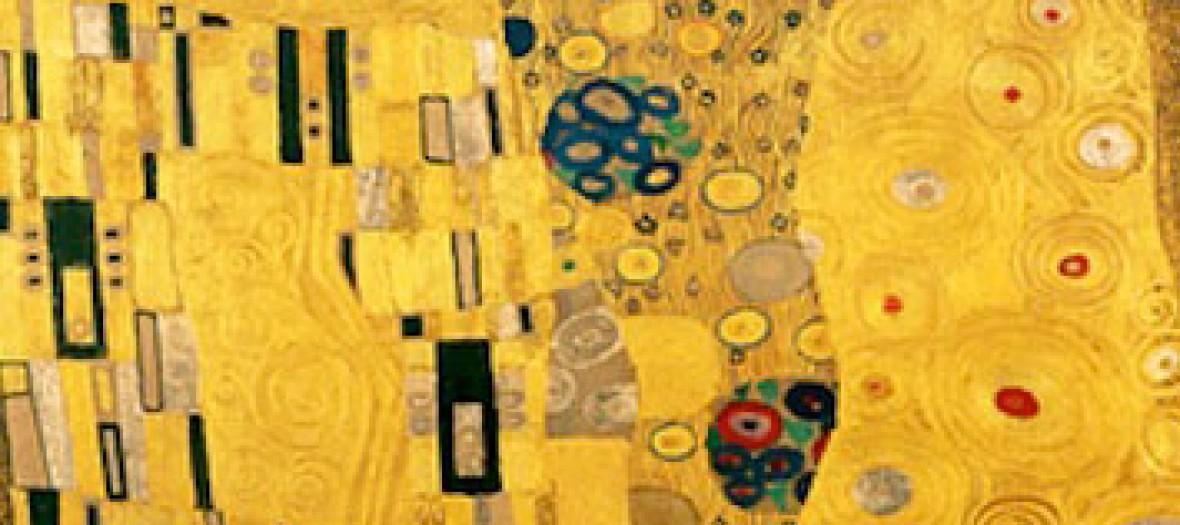 Gustav Klimt Baiser