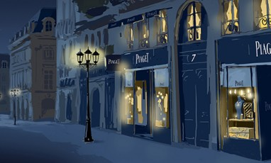 Piaget « 7 Paix », the new cult address of Parisiennes