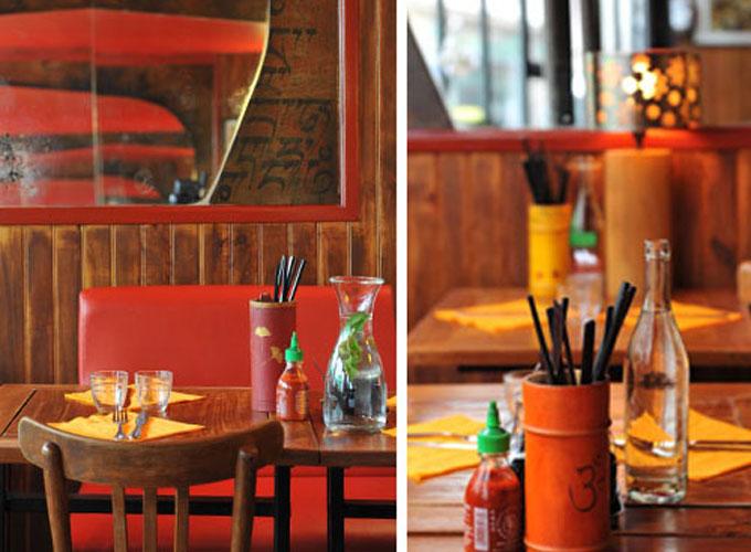 Paris Hanoi Restaurant