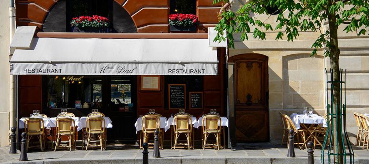 Meilleur Restaurant Terrasse Ile De La Cite