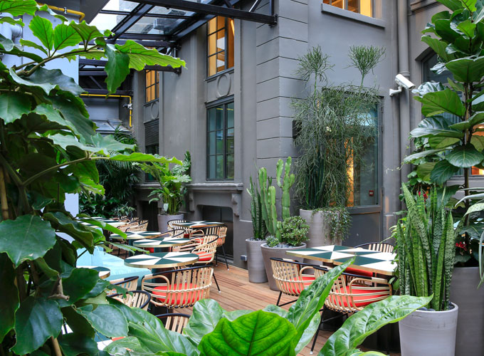 Sinople le jardin d 39 hiver le plus secret de paris for Hotel le secret paris