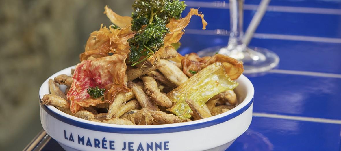La maree jeanne seafood