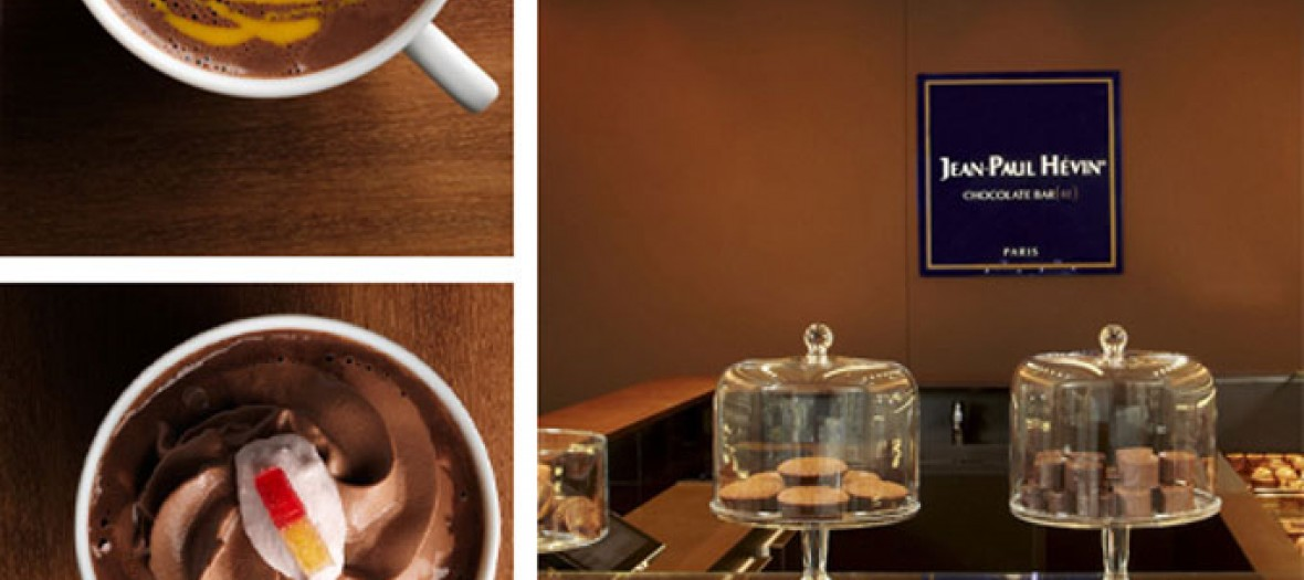 Jean paul hevin chocolate bar