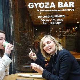 Gyoza bar terrasse
