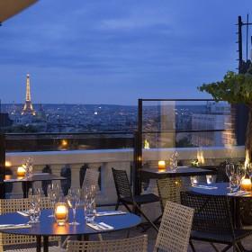 Rooftop de Terrass Hotel