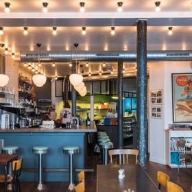 Coffee club intérieur