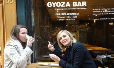 Un fast-food d'auteur étoilé : Gyoza Bar