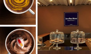 Jean paul hevin bar chocolat