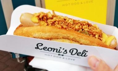 Léoni's Deli, le collectif du hot-dog bio s'installe à Montorgeuil