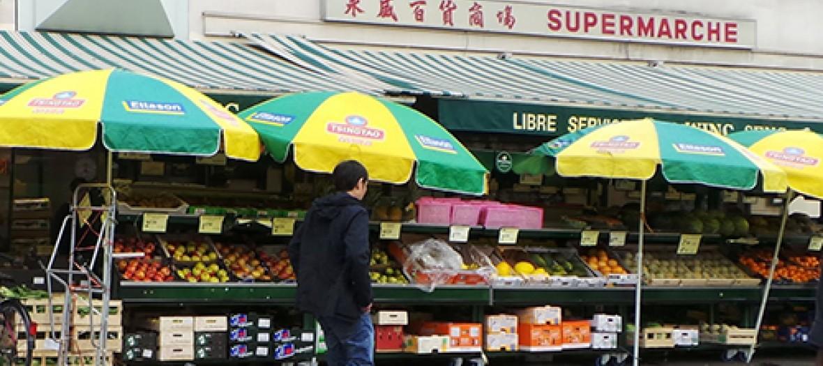 Wiseng Mon Super Supermarche Asiate