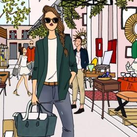 Les Trips 100 Parisien Dont Elle Raffole