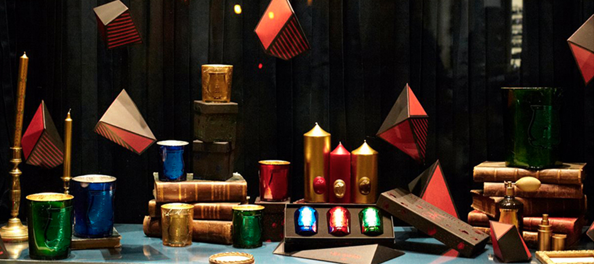 Candle creations by cire Trudon