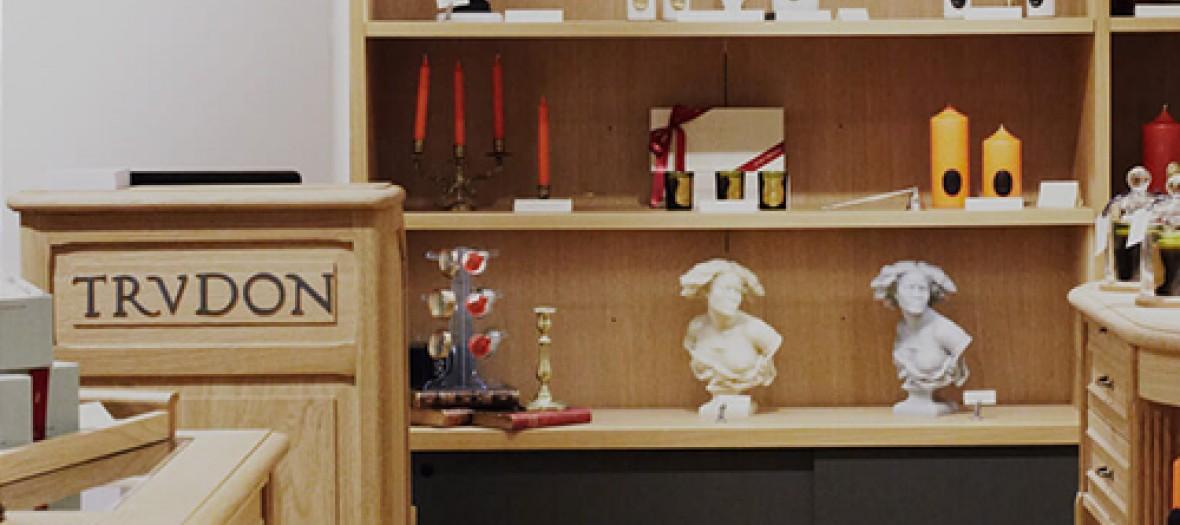 Cire Trudon Mon Concept Store Cheri A Paris