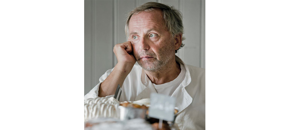Portrait of Fabrice Luchini