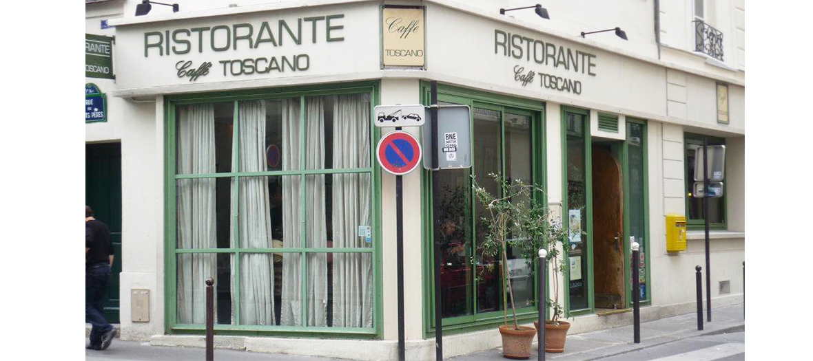 Le restaurant le Toscano
