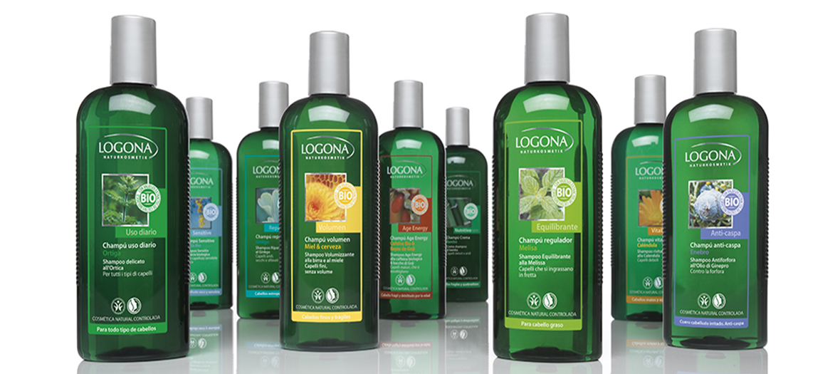 Logona hair products