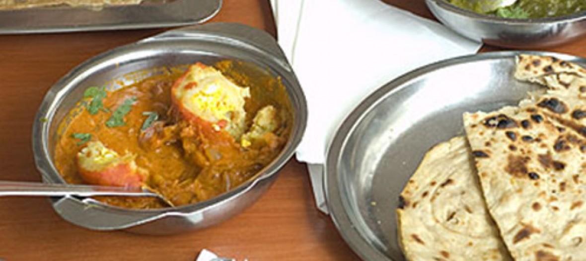 Deux Restos Comme En Inde