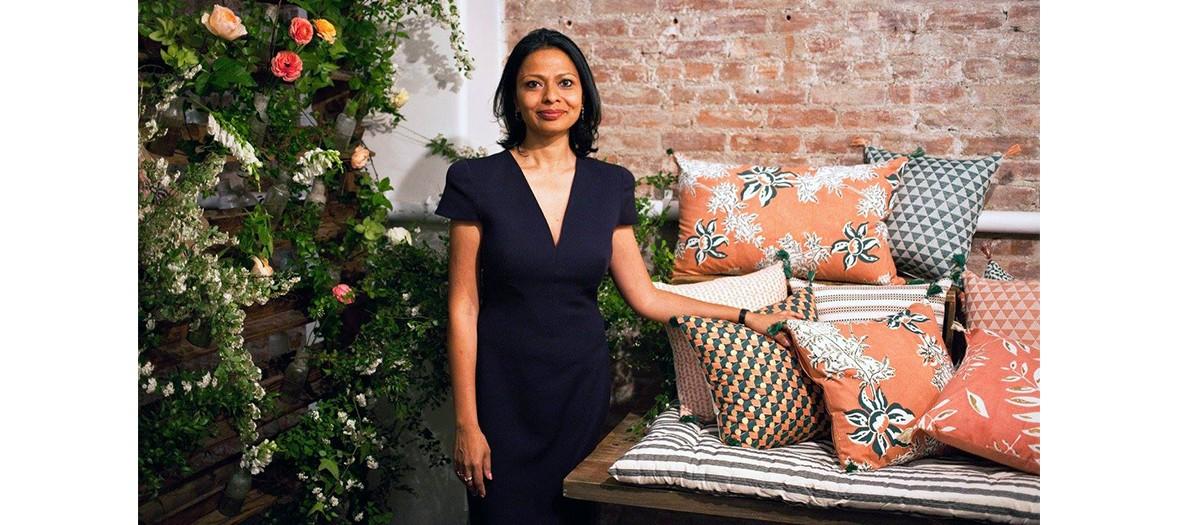 Usha bora, la créatrice indienne inspirée