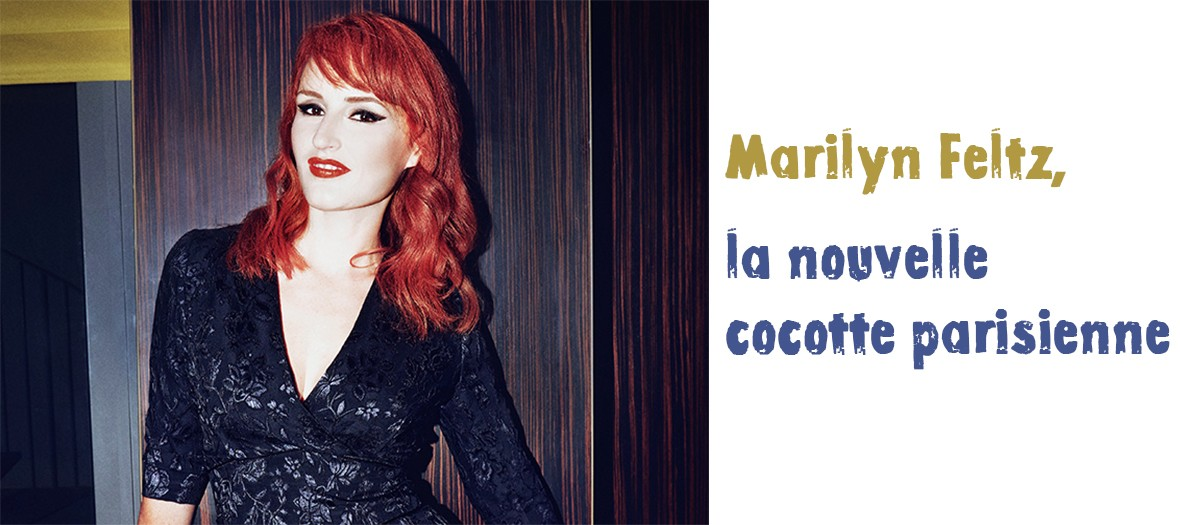 Glamour et mode par Marilyn Feltz