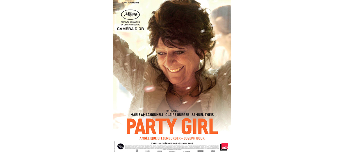 Affiche du film Party Girl