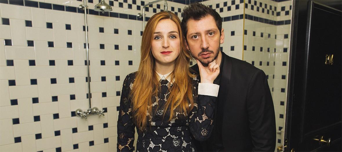 Interview goumande avec le duo Alison et Monsieur Poulpe