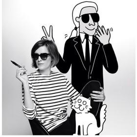 Une anecdote archi-croustillante sur Karl Lagerfeld