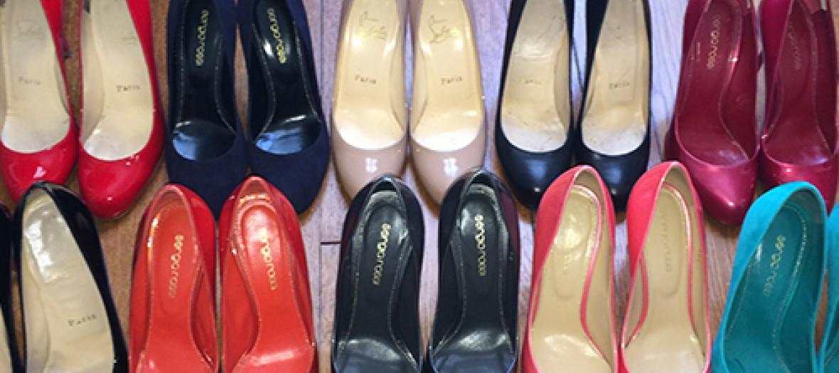 Princ Accro Aux Stilettos