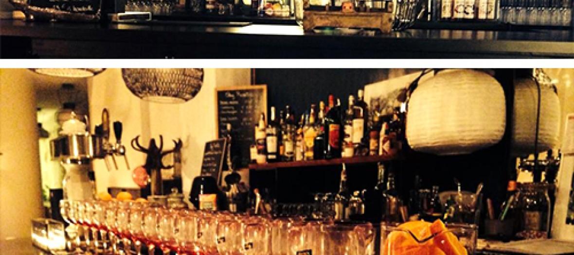 Un Bar Trop Mignon Pour Des Cocktails Entre Copines Principale