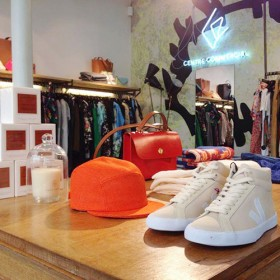 Le Centre Commercial Un Concept Store Ethique Friendly Sur Le Ca