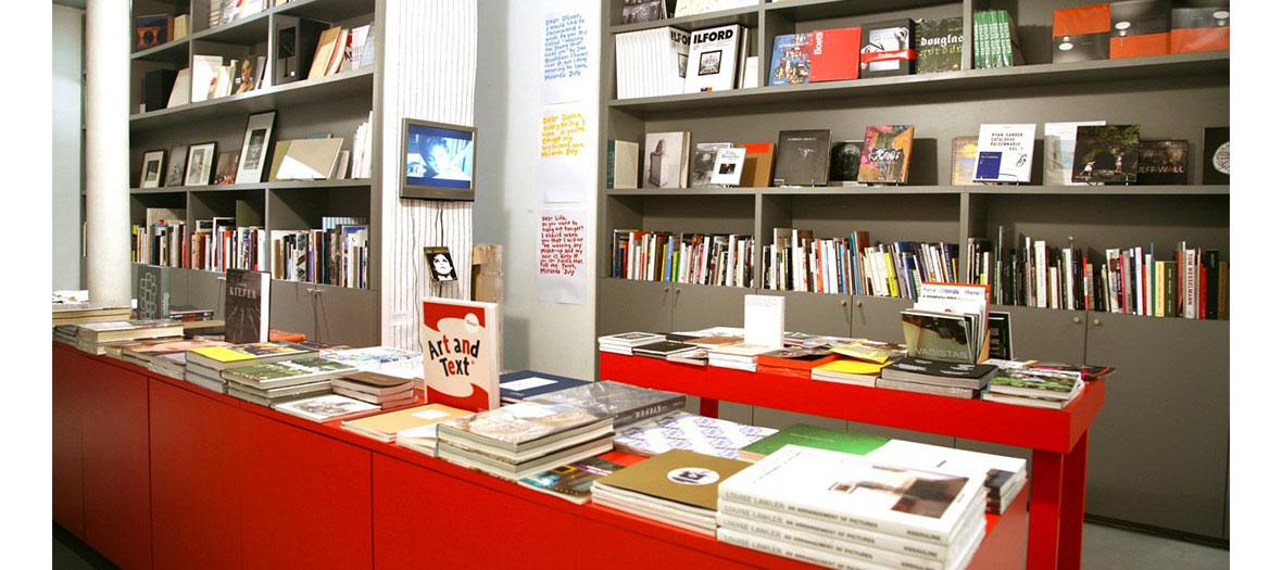 Yvon Lambert bookstore