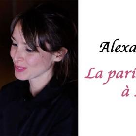 Alexa Brossard, the new art world reference