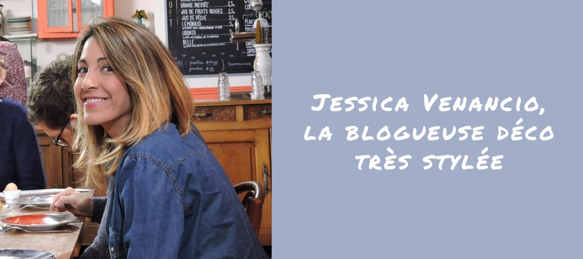 Jessica Venancio, décoratrice de choc