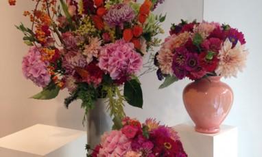 Un Oeuvre Arty Fleurie Chez Debeaulieu