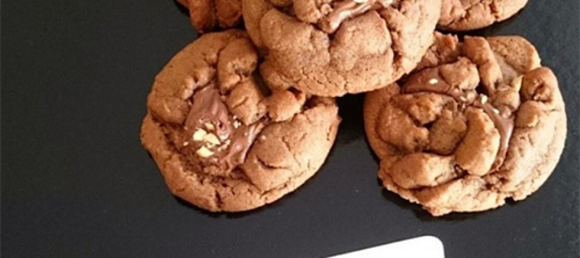 Les cookies de Jean Hwang Carrant