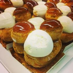 Le Saint-Honoré du Cake Shop au Mandarin Oriental