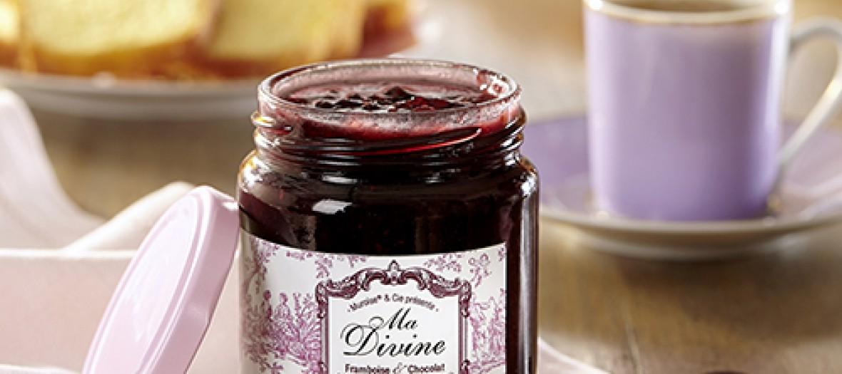 La Plus Elegante Ma Divine Framboise Chocolat