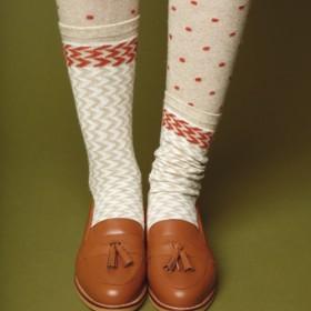 Les chaussettes douillettes