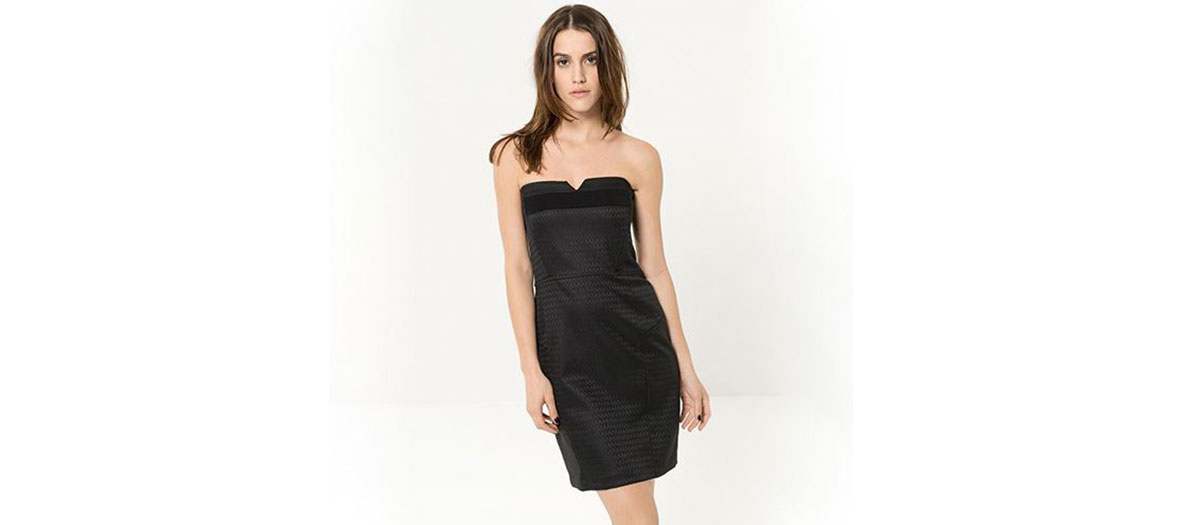 Sexy black dress Les Petites