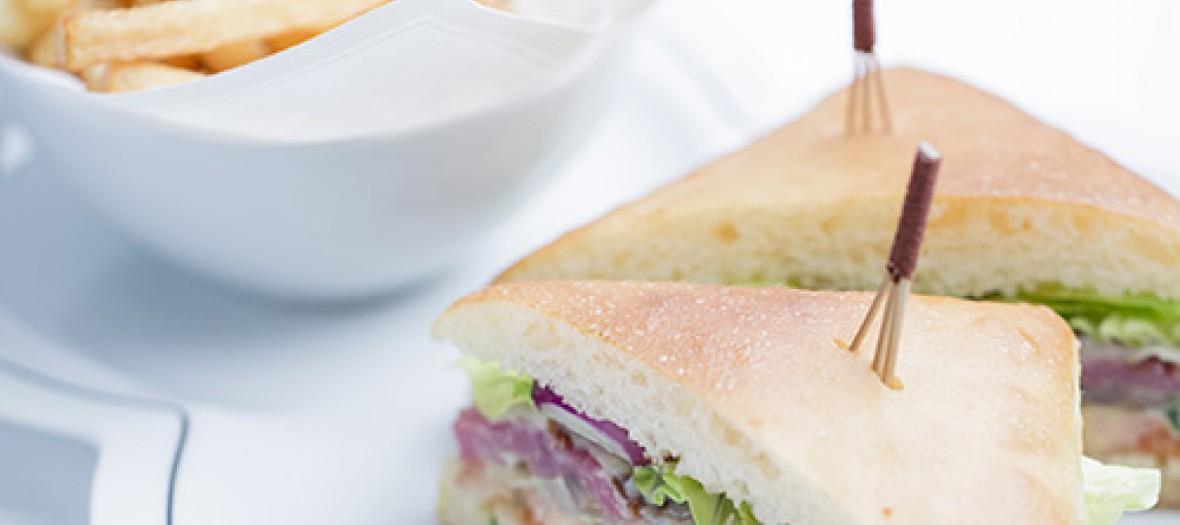 Le plus affolant des club sandwichs
