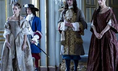 The Versailles folly