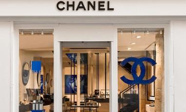 Le premier boudoir griffé Chanel