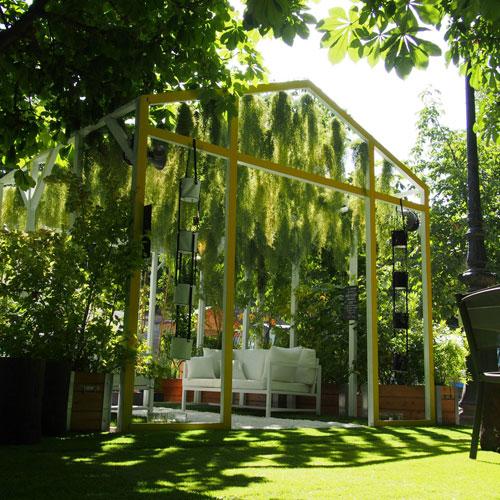 Un jardin ph m re tr s styl aux tuileries for Jardin aux tuileries