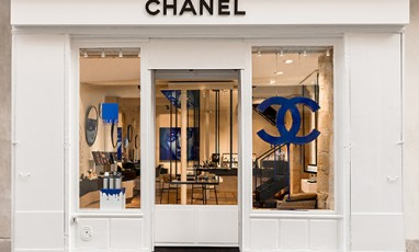 The first boudoir signed Chanel