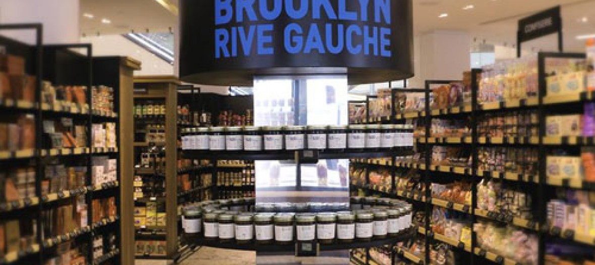 Brooklyn Au Bon Marche