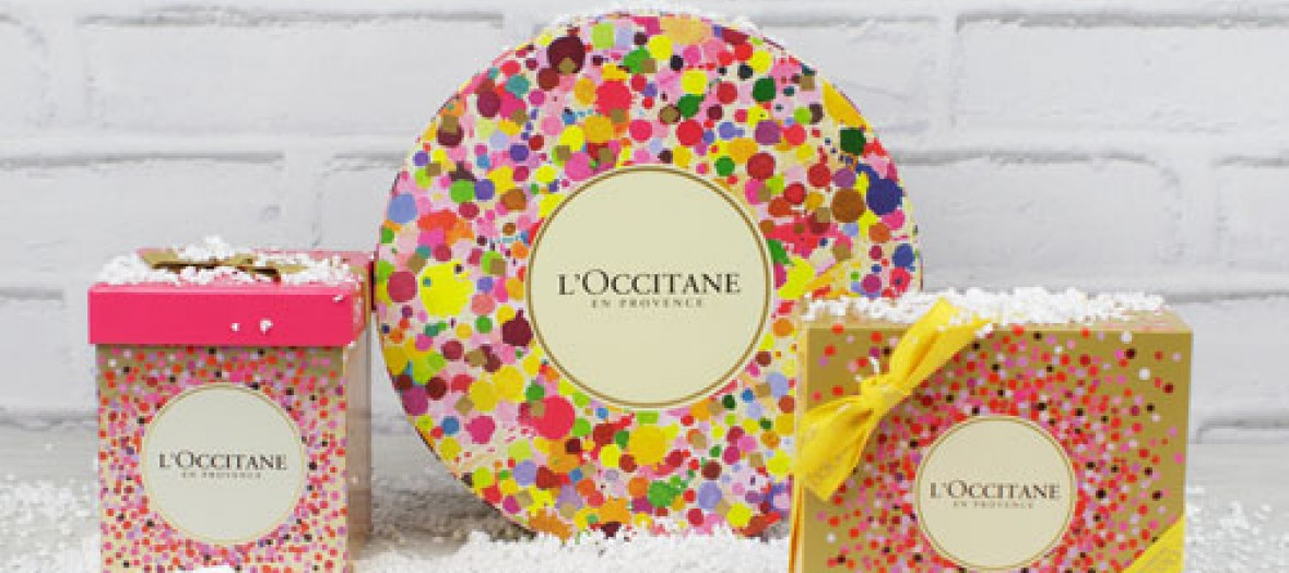 Coffret Loccitane