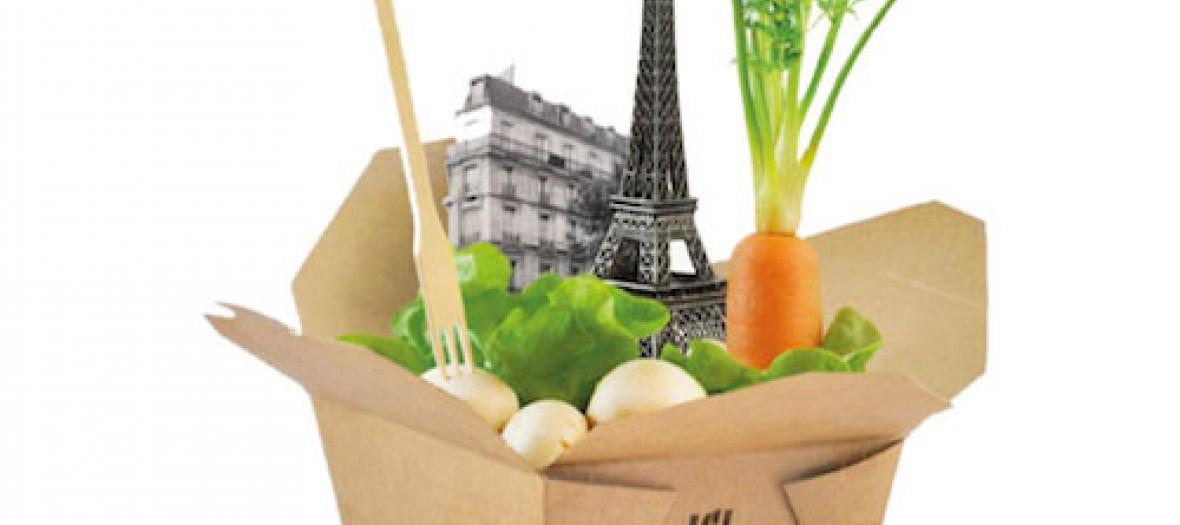 La Soiree Food A Truster Dans Le Marais