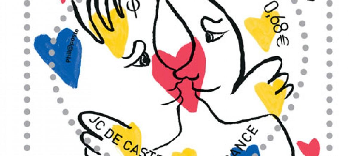 Les Lettres Damour Signees Castelbajac